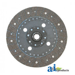 "PTO Disc: 10"", organic, solid, loose"