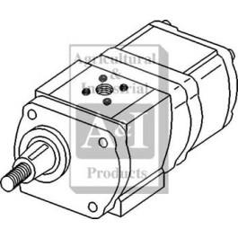 Pump, Hydraulic (Open Center)