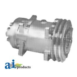 Compressor, New, Sanden Style w/ Clutch (9149)