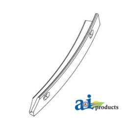 Stiffener Vane, Cone Extension; Stainless Steel