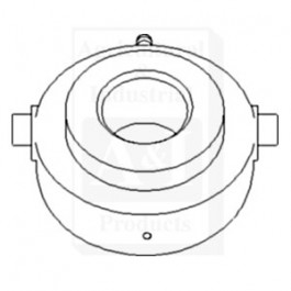 Bearing & Retainer, Clutch Release
