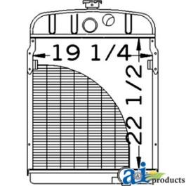 Radiator - 352629R92