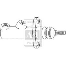 Cylinder, Brake Master (2 port)