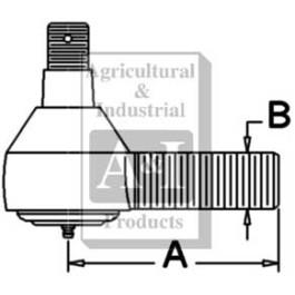 Cylinder End, Steering