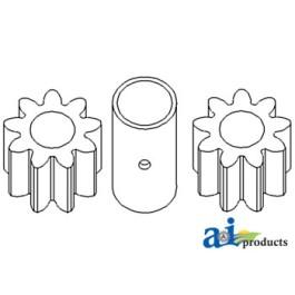Pump Kit, Gear, Bushing & Gasket