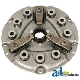 """Pressure Plate: 10.5"""", 3 lever, 9 spring, (w/ 1.188"""" flywheel step)"""