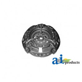 "Pressure Plate: 12"", 3 lever, cast iron, combined PTO, w/o release plate, bolts evenly spaced"