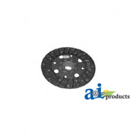"PTO Disc: 9.843"", organic, rigid"
