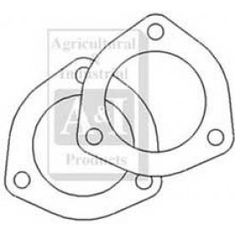 Gasket, Exhaust (Steel)