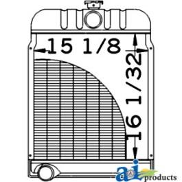 Radiator - 369400R94