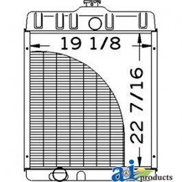 Radiator - 370414R92