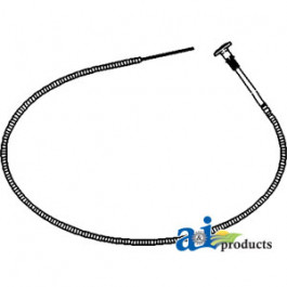 Cable, Fuel Stop/ Shutoff