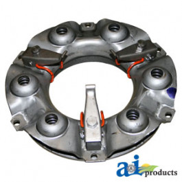 "Pressure Plate: 9"", 3 lever, 6 spring, narrow type, .25"" (w/ 1.188"" flywheel step)"
