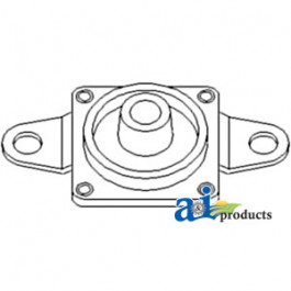 Bracket, Radiator Mounting Plate