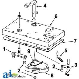 Cam Plate w/ Rivet Kit