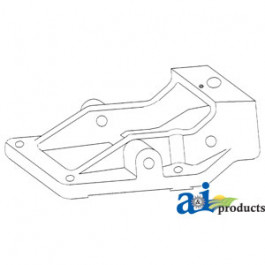 Support, Front Drawbar