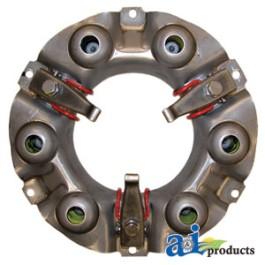 """Pressure Plate: 9"""", 3 lever, 6 spring, w/ 1.188"""" flywheel step"""