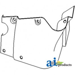 Steering Support Housing (RH) (Fiberglass)