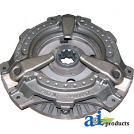"Pressure Plate: 11"", w/ PTO disc, w/ 1.344"" flywheel step (Auburn design)"