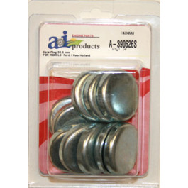 "Plug, Freeze (1.5"", 10 pack)"