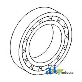 Bearing, Outer, Hub Carrier