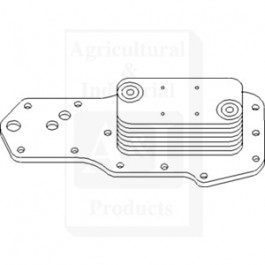 Cooler, Oil w/ Mounting Gaskets