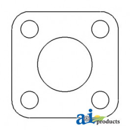 Gasket, Quadrant to Lift Cover
