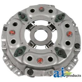 """Pressure Plate: 13"""", 4 lever, single, w/ wear plate"""