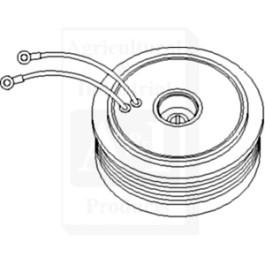 Clutch, A/C Compressor