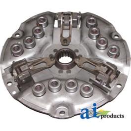 """Pressure Plate: 12"""", 3 lever, adjust on bearing end, (w/ 1.406"""" flywheel step)"""