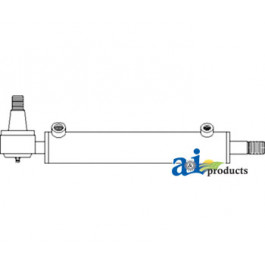 Cylinder, Steering (LH) (MFWD)