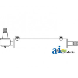 Cylinder, Steering (RH) (MFWD)