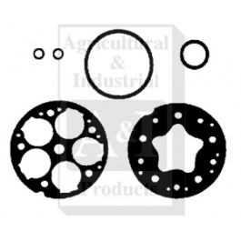 Sanden SD507/ 508/ 510 Gasket Kit (Metal Gaskets) R12/ R134a)
