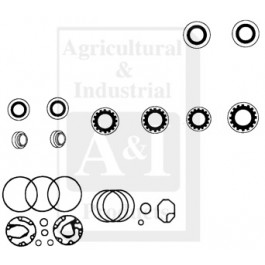 "GM 5/8"" I.D. Thick Sealing Washer Kit"