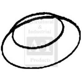 #10 Copper Metal Gasket (20/pk)