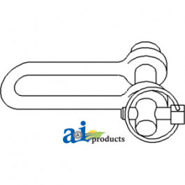 Stabilizer Clevis w/ Pin