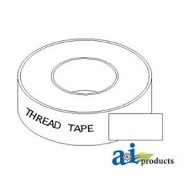"Thread Sealant Tape, 1/2""x520"""