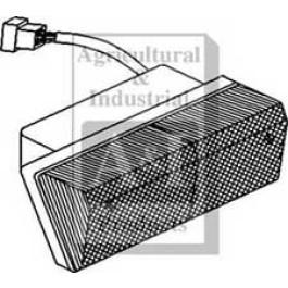 Lamp, Front Side (RH)