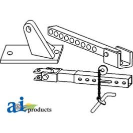Stabilizer Assembly w/ Bracket (LH)