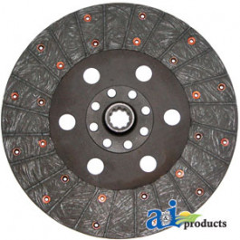 "PTO Disc: 11"", organic, solid"