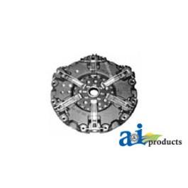 """Pressure Plate: 11"""", 6 lever, organic, rigid, cast iron, indep PTO"""