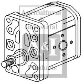 Pump, Hydraulic  C18