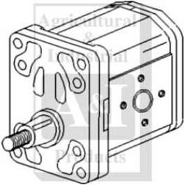 Pump, Hydraulic Lift, C42