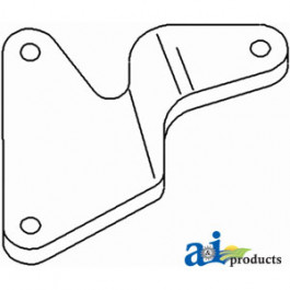 Alternator Support Bracket (Front)