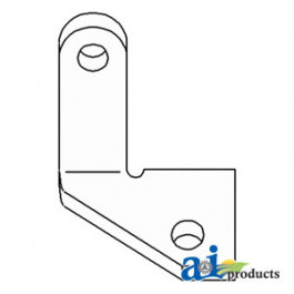 Alternator Support Bracket (Rear)