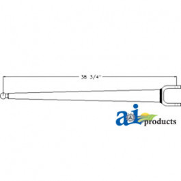 Radius Rod Assembly