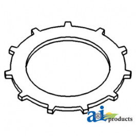 Plate, Steel PTO