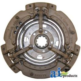 "Pressure Plate: 11"", 3 lever, cast iron, combined PTO, (Original Spicer/ Auburn)"