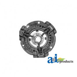 """Pressure Plate: 11"""", 3 lever, cast iron, combined PTO, w/o release plate, narrow fingers"""