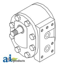 Pump, Hydraulic (9 GPM MCV)